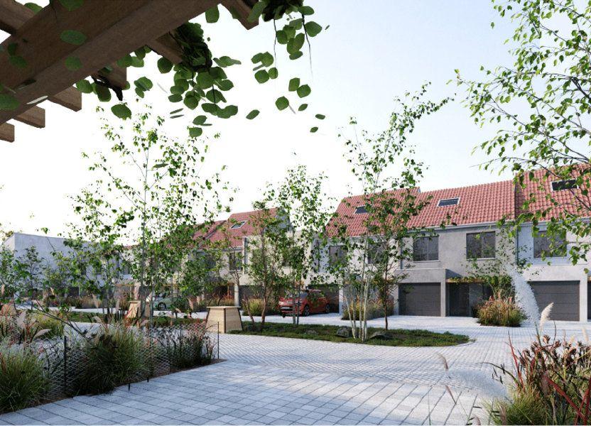 Maison à vendre 82m2 à Vandoeuvre-lès-Nancy
