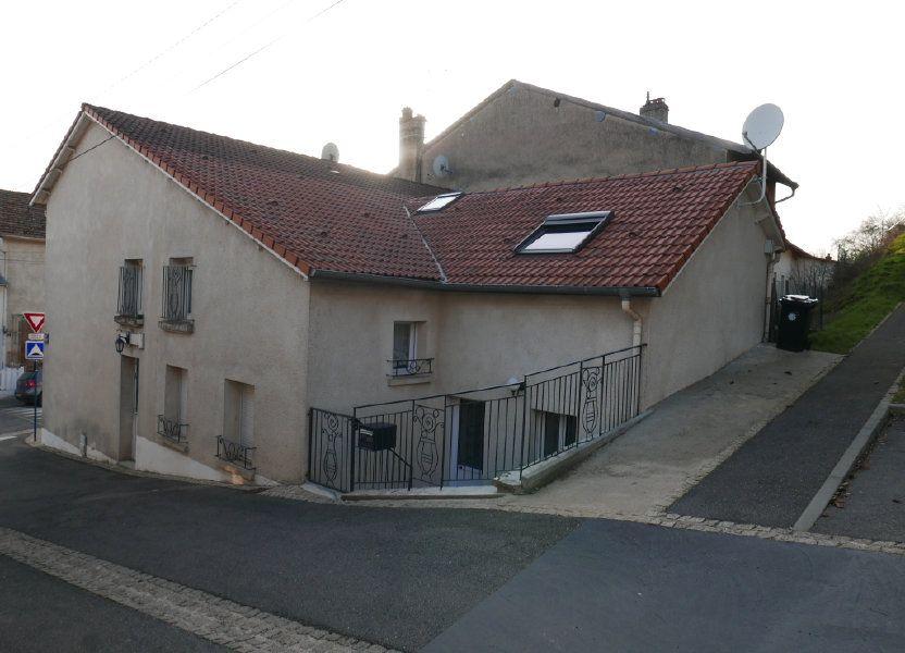 Maison à vendre 84m2 à Belleville-sur-Meuse