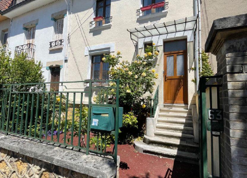 Maison à vendre 82.62m2 à Laxou