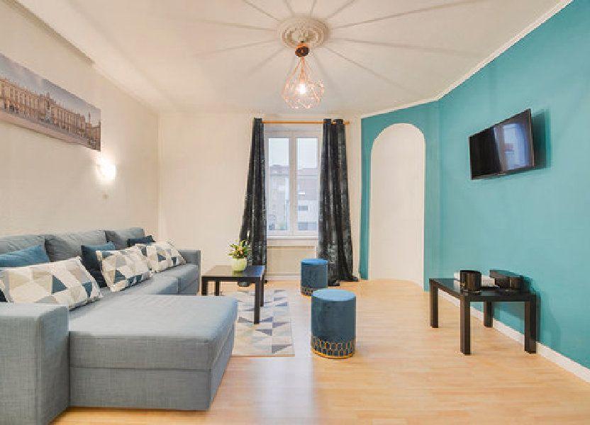 Appartement à louer 47.54m2 à Nancy