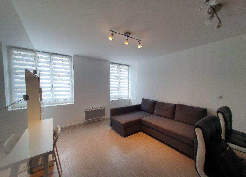 Appartement à louer 27m2 à Nancy