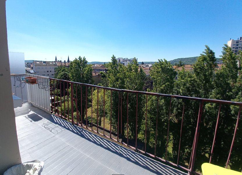 Appartement à vendre 102.12m2 à Metz