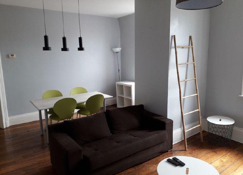 Appartement à louer 62m2 à Nancy