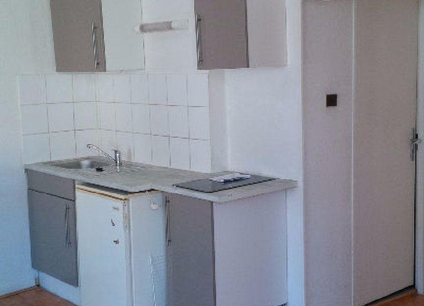 Appartement à louer 44m2 à Lunéville