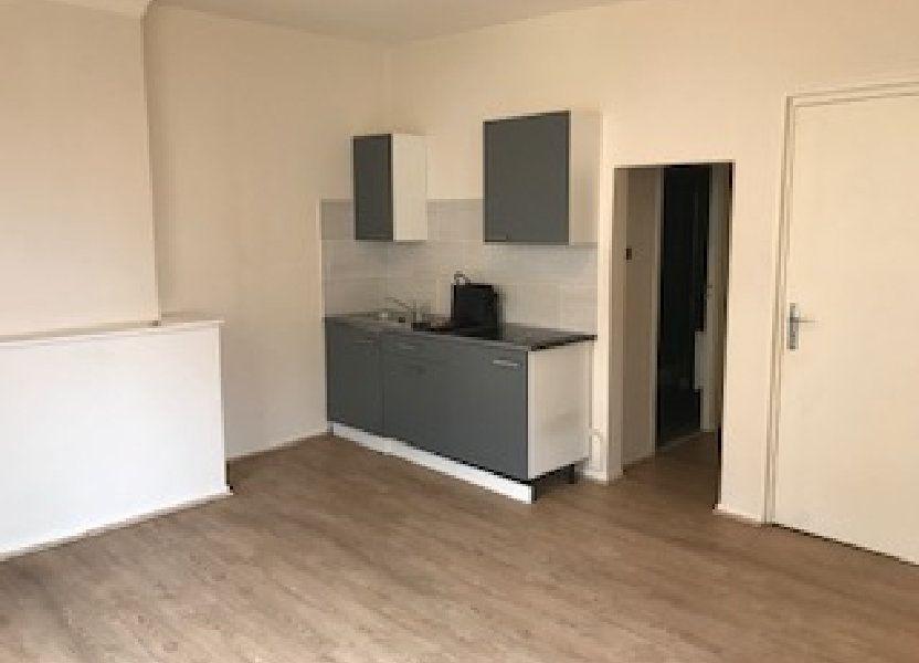 Appartement à louer 40m2 à Lunéville
