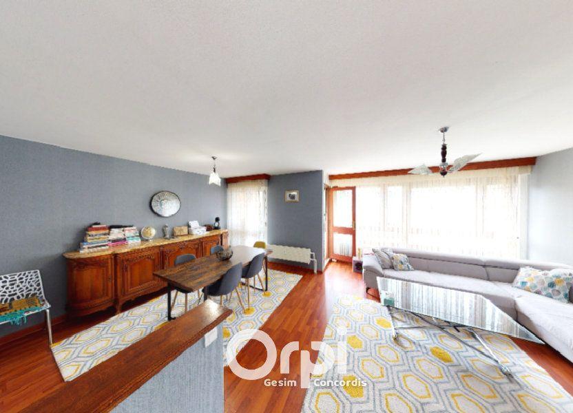 Appartement à vendre 76m2 à Nancy