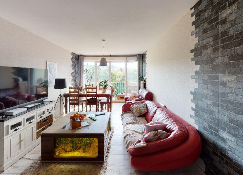 Appartement à vendre 78m2 à Vandoeuvre-lès-Nancy