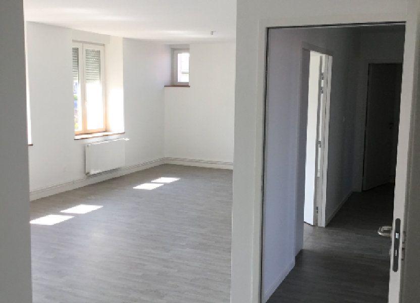 Appartement à louer 117.04m2 à Montfaucon-d'Argonne