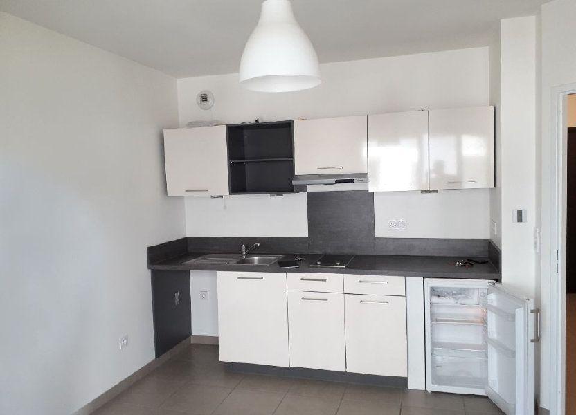 Appartement à louer 38.3m2 à Nancy