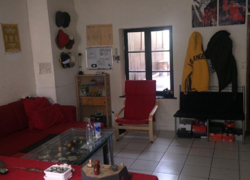 Appartement à louer 80m2 à Nancy