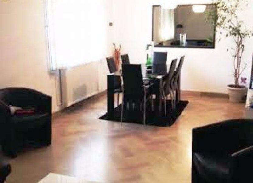 Appartement à louer 81.39m2 à Nancy