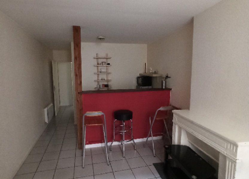 Appartement à louer 31.15m2 à Nancy