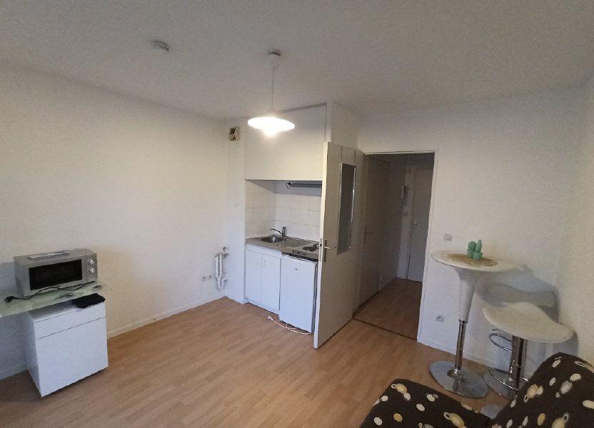 Appartement à louer 18.61m2 à Nancy