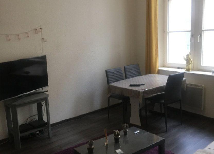 Appartement à louer 32m2 à Nancy