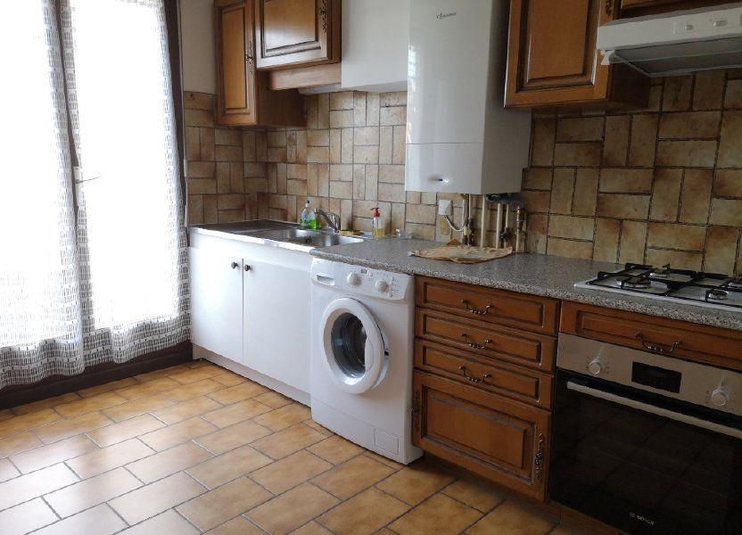 Appartement à louer 54.92m2 à Villers-lès-Nancy
