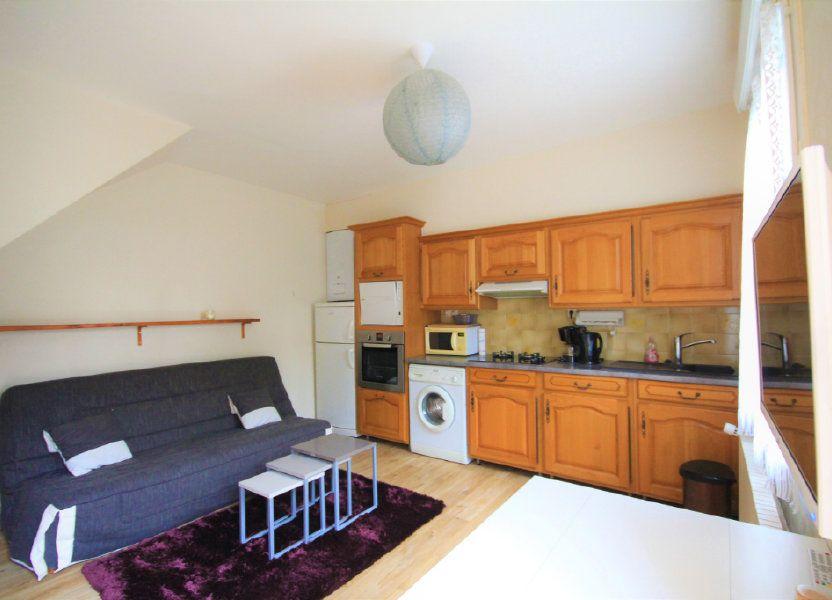 Maison à louer 30.3m2 à Deauville