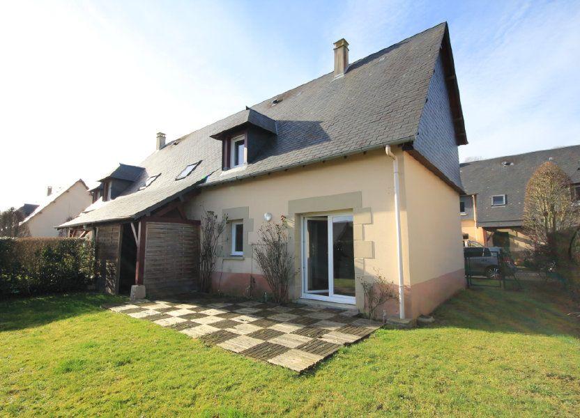 Maison à louer 80m2 à Saint-Arnoult
