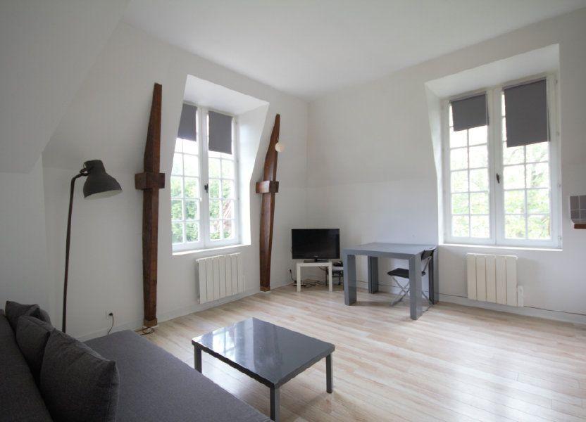 Appartement à louer 35.18m2 à Deauville