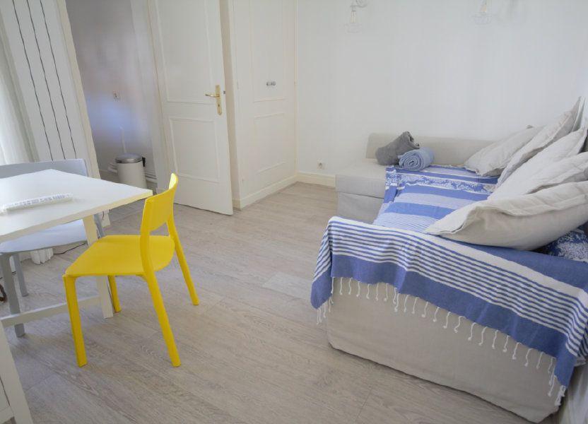 Appartement à louer 25.92m2 à Deauville