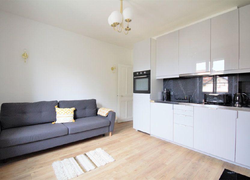 Appartement à vendre 29.7m2 à Deauville