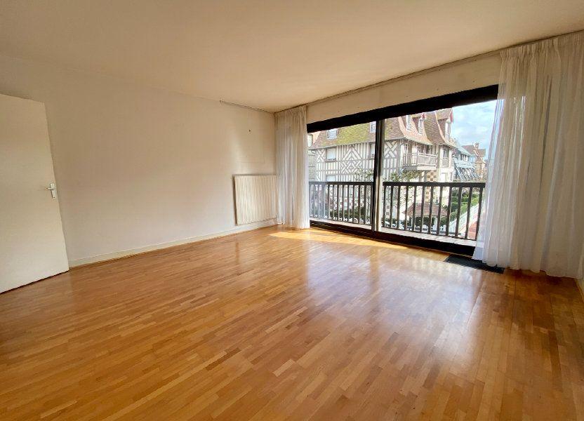 Appartement à vendre 65.9m2 à Deauville