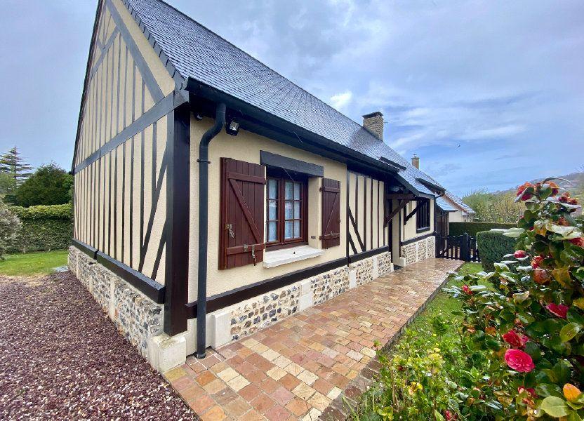 Maison à vendre 105m2 à Blonville-sur-Mer