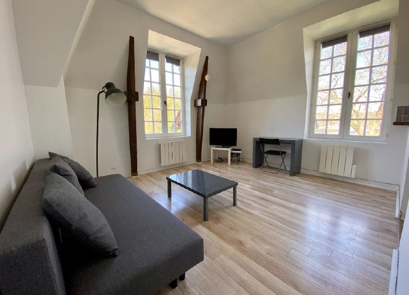 Appartement à vendre 35.18m2 à Deauville
