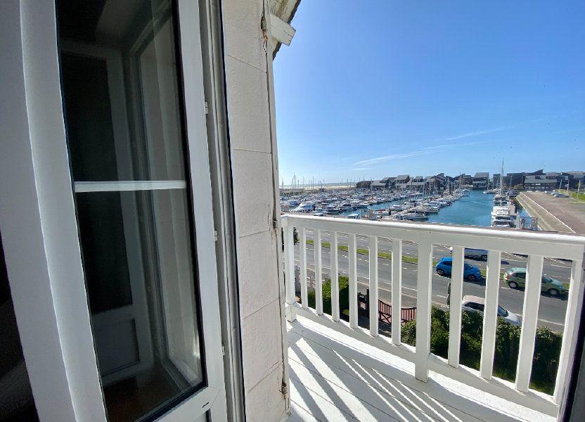 Appartement à vendre 43.2m2 à Deauville
