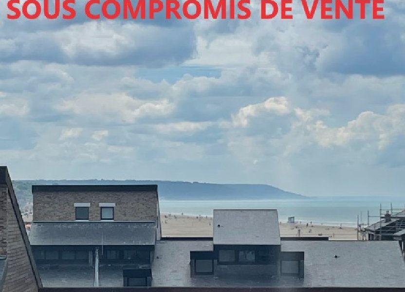 Appartement à vendre 24.79m2 à Deauville