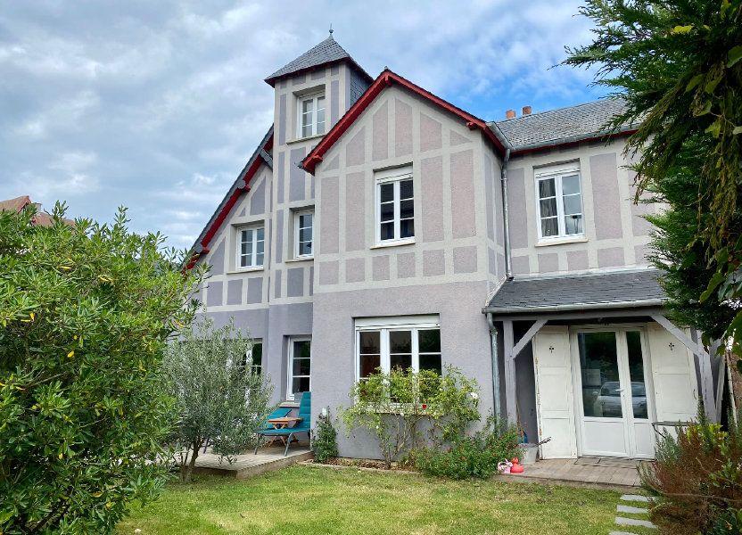 Maison à vendre 165m2 à Deauville
