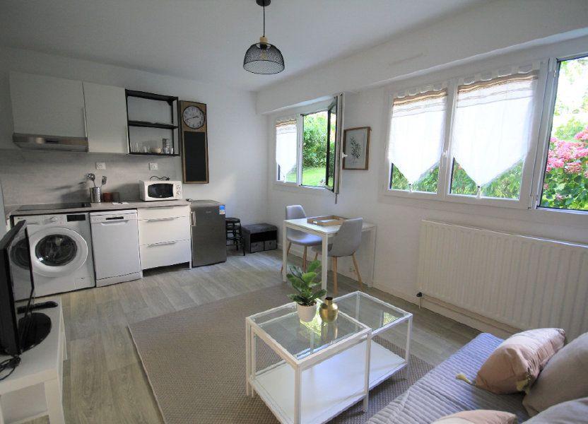 Appartement à louer 22.16m2 à Trouville-sur-Mer