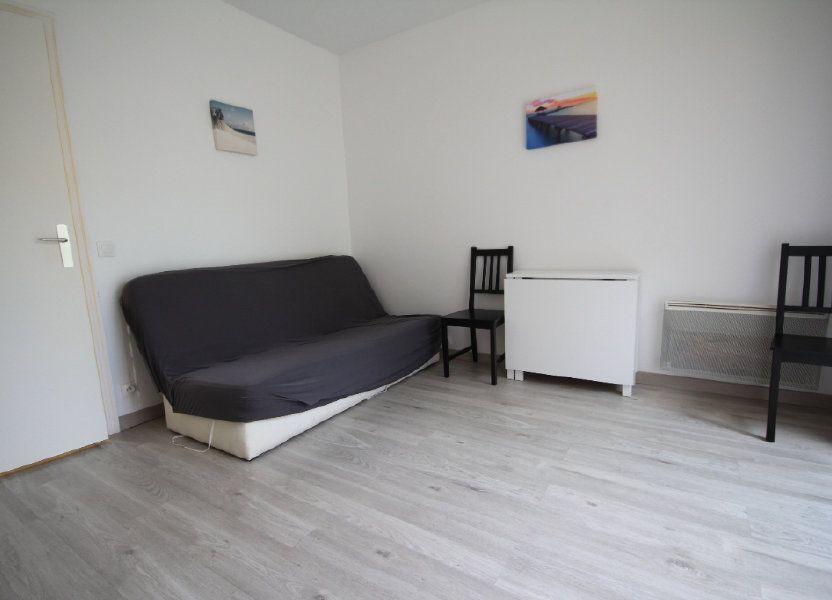 Appartement à louer 19.67m2 à Deauville