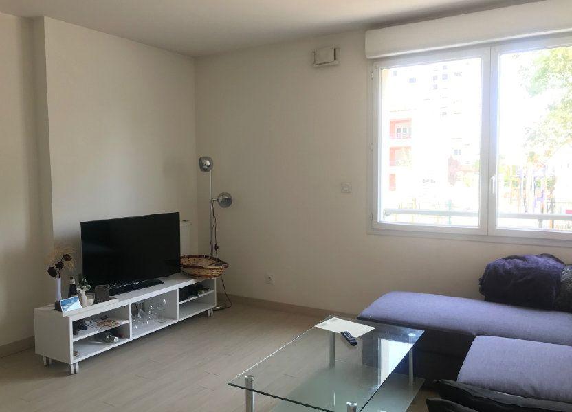 Appartement à louer 41m2 à Le Petit-Quevilly