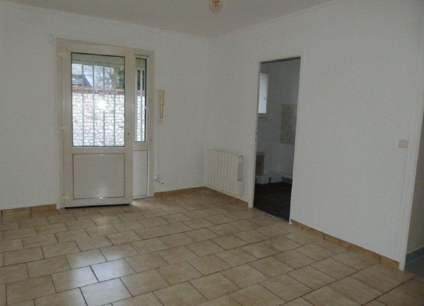 Appartement à louer 24m2 à Rouen