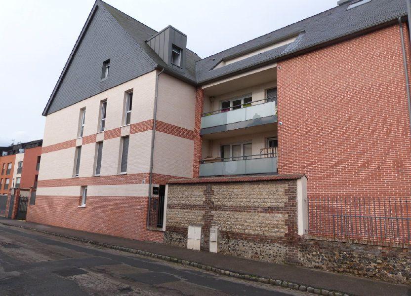 Appartement à louer 63.15m2 à Rouen