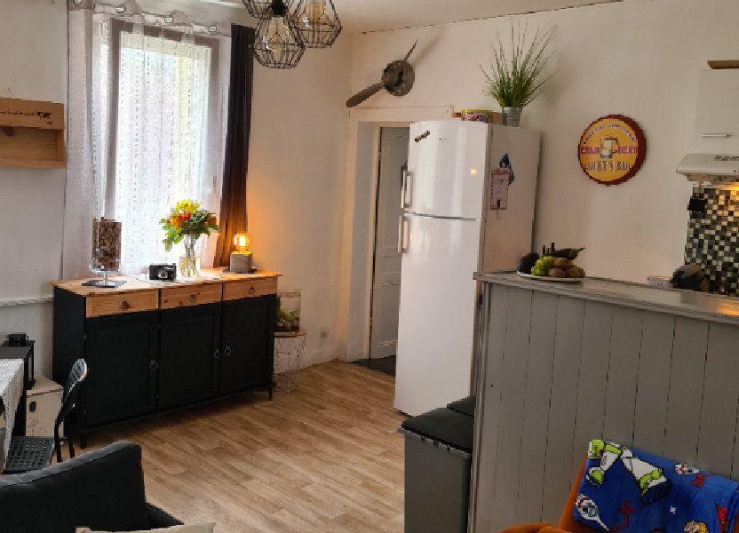 Appartement à louer 57.25m2 à Auffay