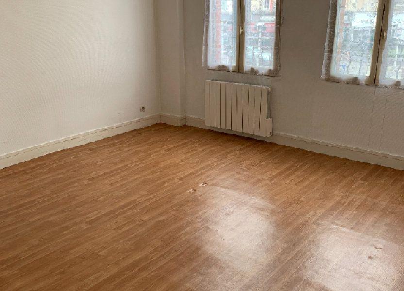 Appartement à louer 41.86m2 à Le Petit-Quevilly