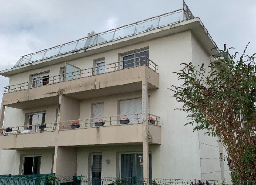 Appartement à louer 66.6m2 à Le Petit-Quevilly