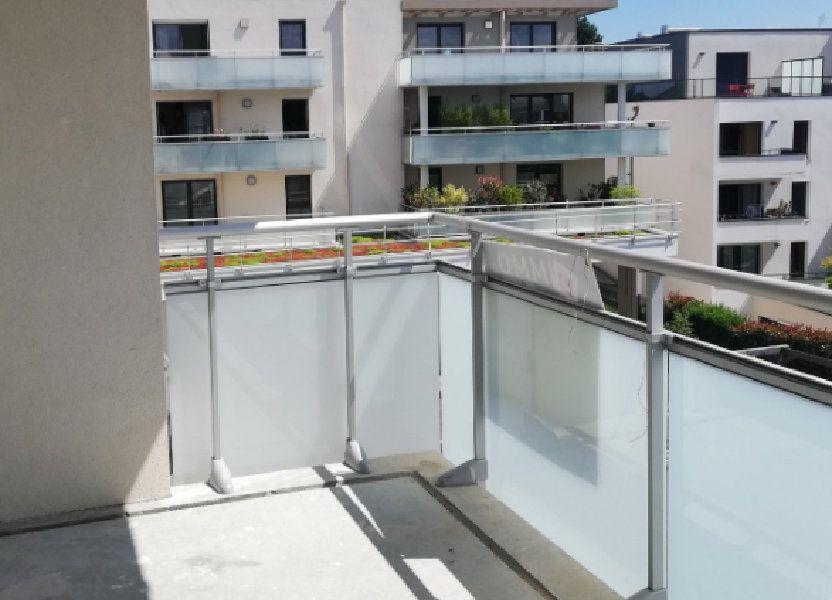 Appartement à louer 58.03m2 à Bois-Guillaume