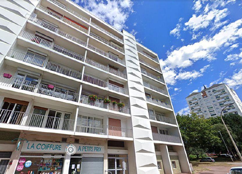 Appartement à louer 71.88m2 à Le Grand-Quevilly