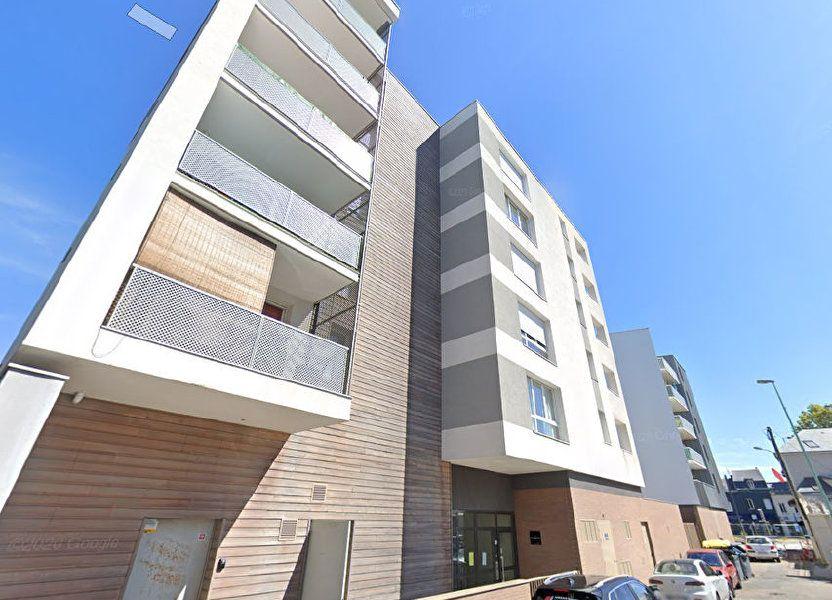 Appartement à louer 45.76m2 à Le Petit-Quevilly