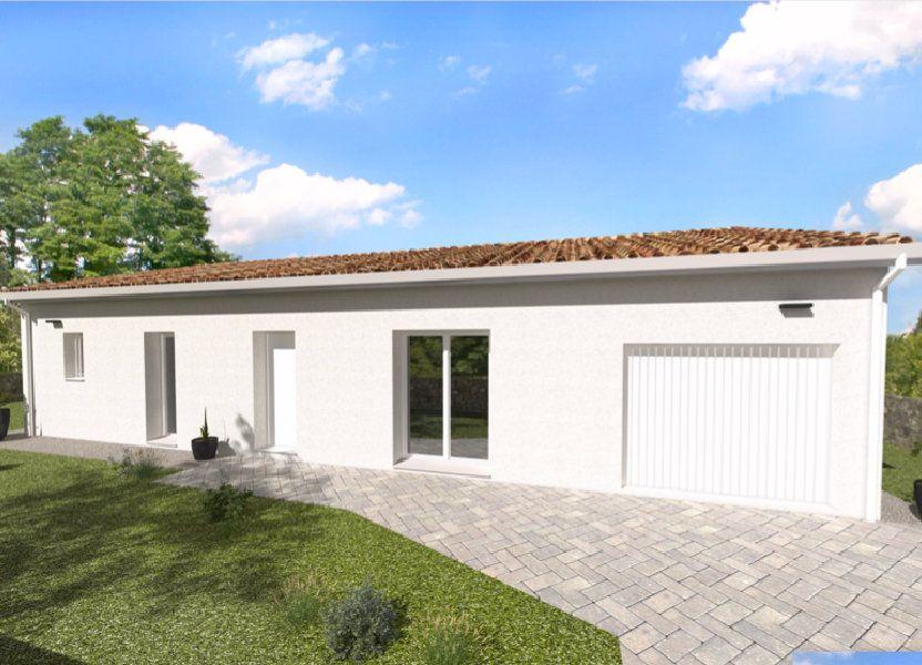 Terrain à vendre 1009m2 à Monclar-de-Quercy