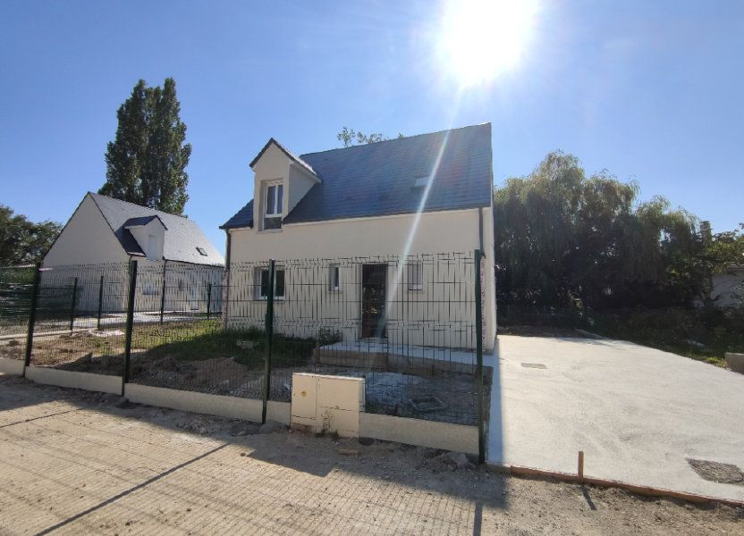 Maison à vendre 101m2 à Chécy