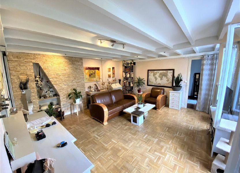 Appartement à vendre 49m2 à Paris 19