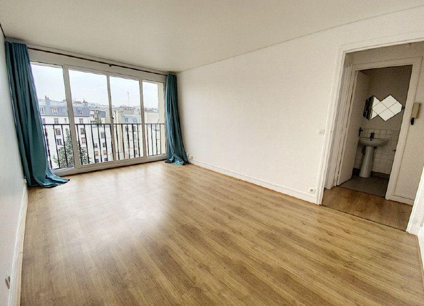 Appartement à vendre 28m2 à Paris 10