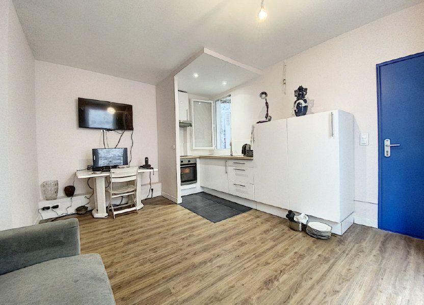 Appartement à vendre 30m2 à Paris 11