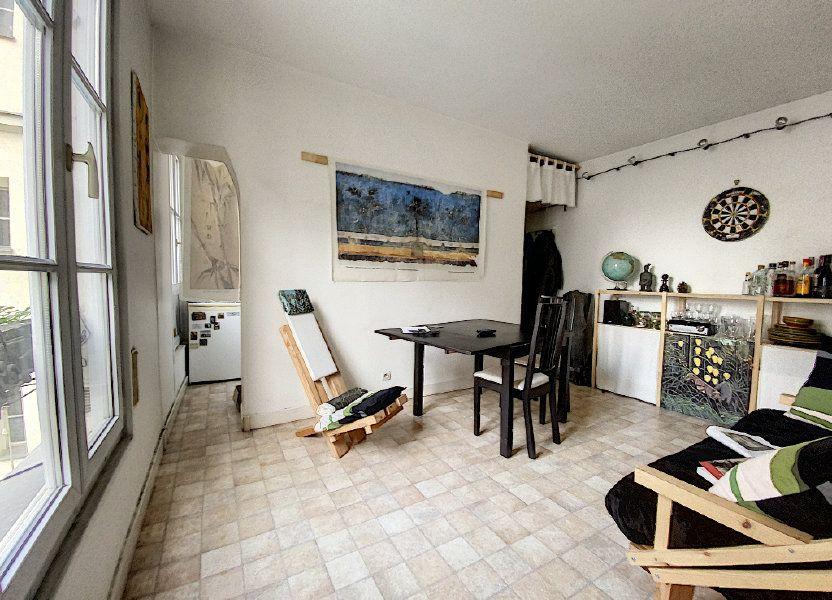 Appartement à vendre 30.8m2 à Paris 11