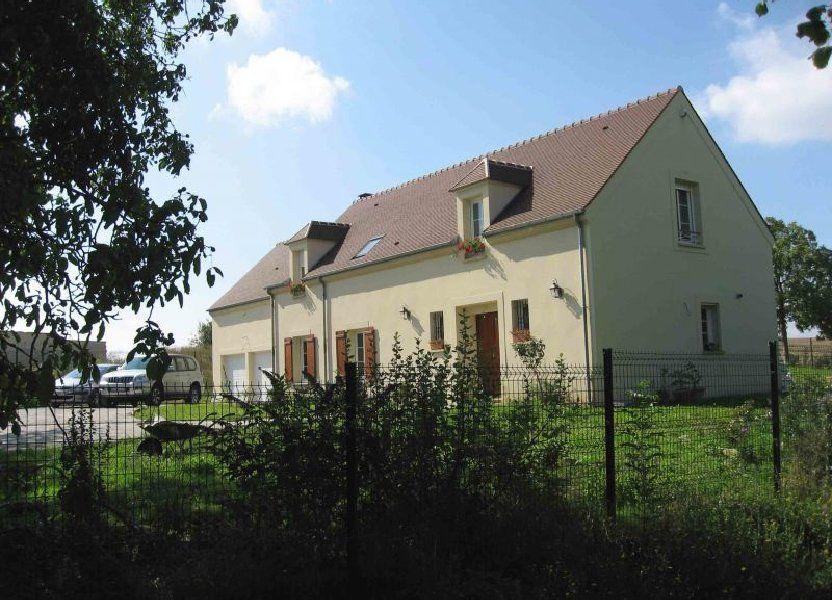Maison à vendre 227m2 à Courcelles-sur-Viosne