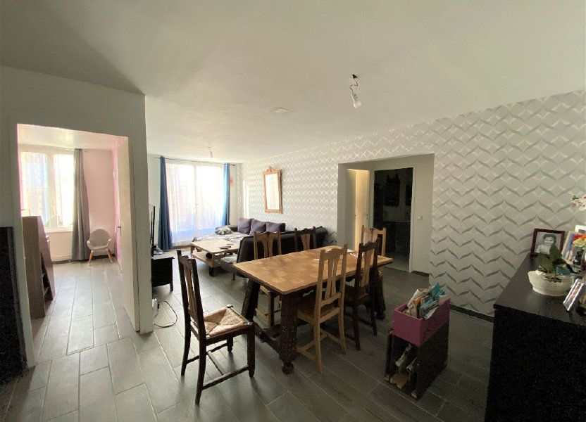 Appartement à vendre 85m2 à Cergy