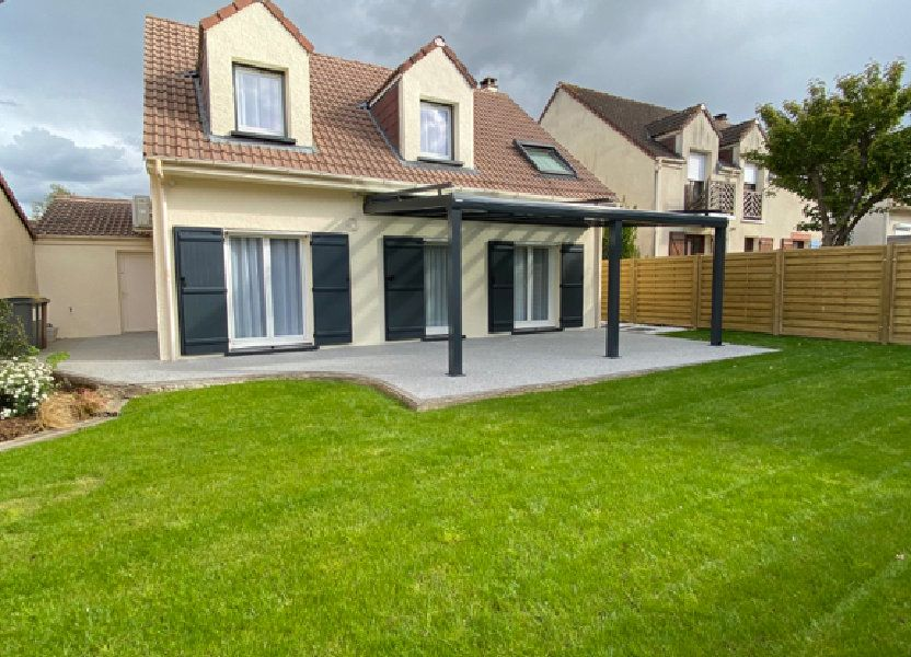 Maison à vendre 124m2 à Cergy